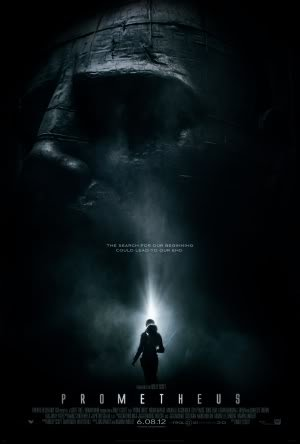 PROMETHEUS – Imported Movie Wall Poster Print – 30CM X 43CM OLIVER STONE ALIEN Brand New