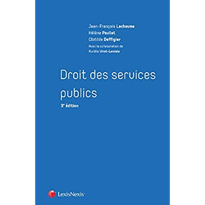 Droit des services publics