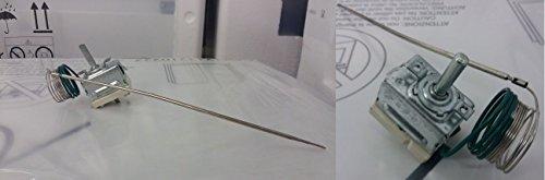Termostato eléctrico 297891= 011573para horno ventilado Ariston Indesit Whirlpool Scholtes Bauknecht Repuesto...