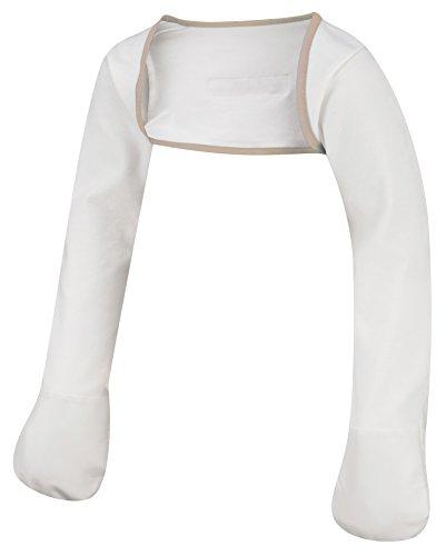 ScratchSleeves Kratzhandschuhe für Kleinkinder mit Juckreiz, von 21 Monate bis 5 Jahre, Cremefarben...