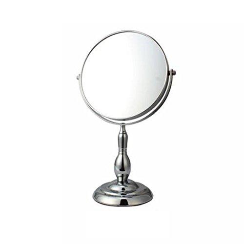Miroir De Maquillage Avec 3 X Grossissement Double Côté 360 Rotation Pour Le Comptoir Cosmétique Portable Salle De Bain Miroir Ourdream