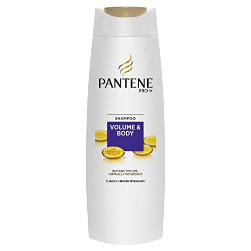 Pantene Pro-V Volume & Body Shampoo (400ml) - Paquet de 6