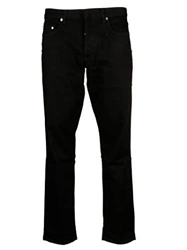 Dior Herren 863Ds06w0793m989 Schwarz Baumwolle Jeans