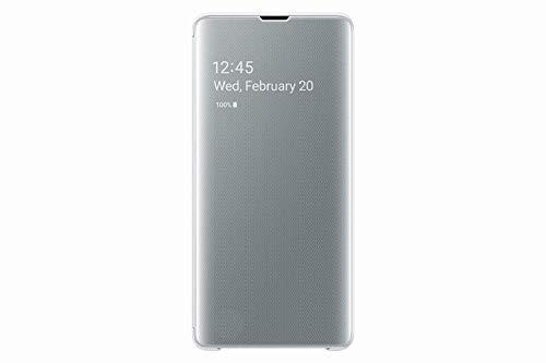 d8689dc513d Samsung Clear View Cover, funda oficial para Samsung Galaxy 10+, color verde
