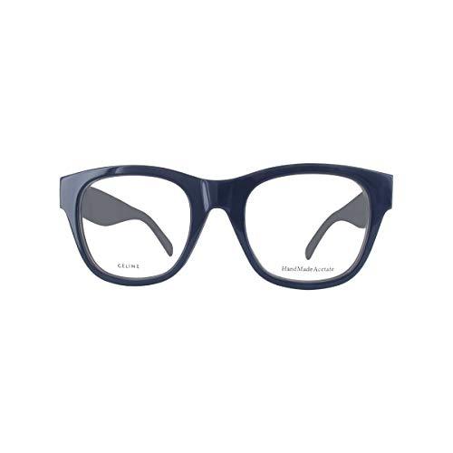 69d060771ab Celine Montures de lunettes 41364 V - AM0  Blue   Gold