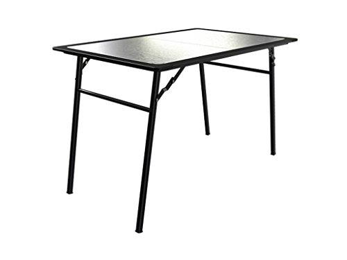 Preisvergleich Produktbild Pro Edelstahl Camp Tisch–von vorne Runner
