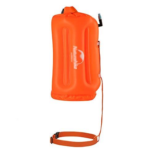 JUND Aufblasbare Wasserdicht Tasche Einfach Einfarbig Aufbewahrungstasche Oxford-Gewebe Wasserdicht Alltagstasche Damen Kosmetiktasche