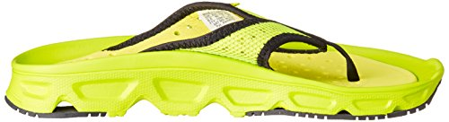 Salomon RX Break, Sandales de Sport Homme Vert (Granny Green/Gecko Green/Black)
