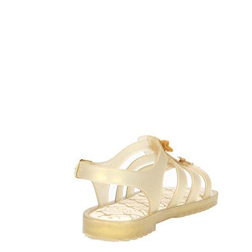 World Colors F128.1463 Sandale Fille Or