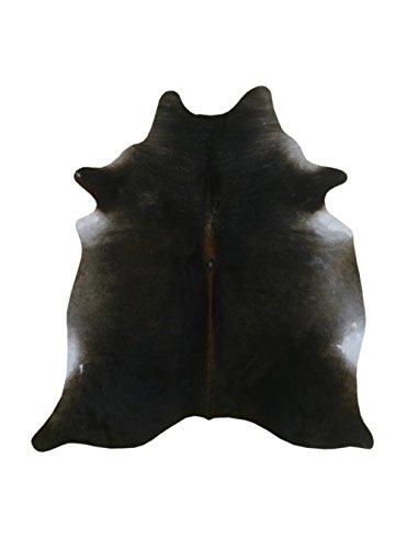 Zerimar Alfombra piel de vaca Medidas: 215x160 cms 100% Natural Piel procedente de brasil, consideradas las mejores pieles del mundo por su curtición y brillante pelo