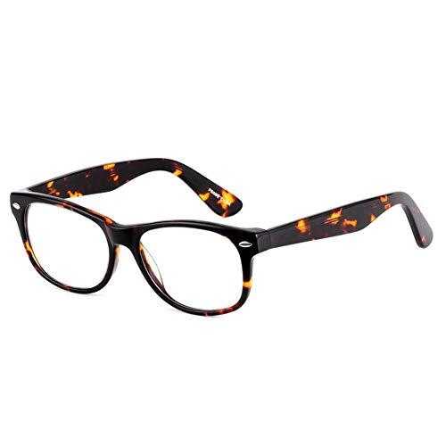 Bifokale Lesebrille, runde Vollformatbrille für Damenmode, kristallklare Sicht, komfortable, stilvolle Computerbrille, geeignet zum Lesen von Walking Office-Internet