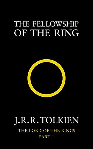 Cover of Fellowship Of The Ring (The Lord of the Rings 1)