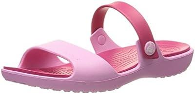 crocs Crocs Coretta W Nnvy/Pool W5 - Zapatos de vestir de goma para mujer