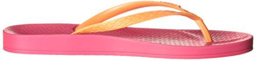 Ipanema Tropical, Mädchen Zehentrenner Sandalen Pink/Orange