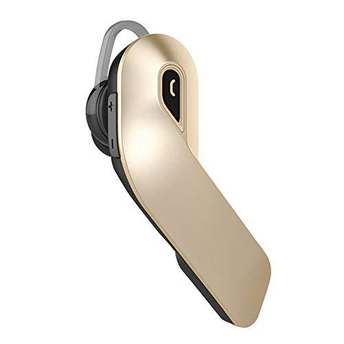CAOQAO Y97 Affaires Oreillette Bluetooth Ecouteurs sans Fil,Mains Libres in-Ear Ecouteur Bluetooth,Clear Voice Capture Technologie Voiture en Mains Libres Ecouteur,pour IPhone pour Course/Gym,Vert