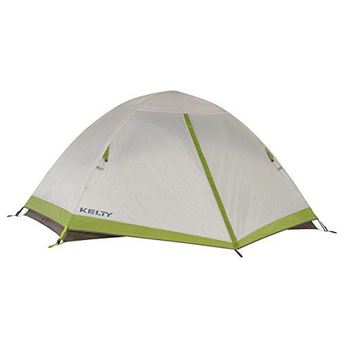 Kelty Campingzelt Salida 2Personen, grau, Unisex, grau (Kelty 1-personen-zelt)