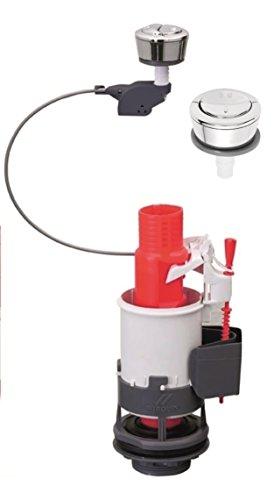 Mw2Dual Wirquin 14010203WC WC Kabel Flush Ventil Mechanismus Universal -