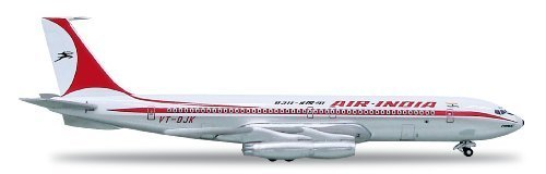 daron-herpa-air-india-707-400-regvt-djk-model-kit-1-500-scale-by-daron-world-wide-trading-inc