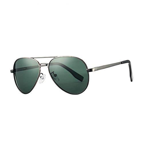 WSXCDEFGH Kleine polarisierte Sonnenbrille für Jugendliche Erwachsene Kleines Gesicht Frauen Männer Junioren Pilot Sun Glasse