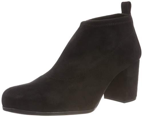 Unisa Orzas_f18_st, Zapatos Tacón Mujer, Negro Black