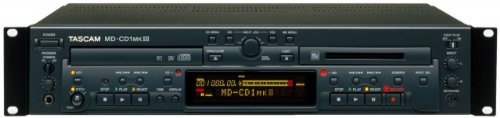 MD-Recorder&CD-Player Combi - Recorder Dj