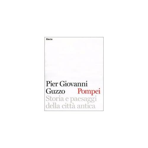 Pompei. Storia E Paesaggi Della Città Antica. Ediz. Illustrata