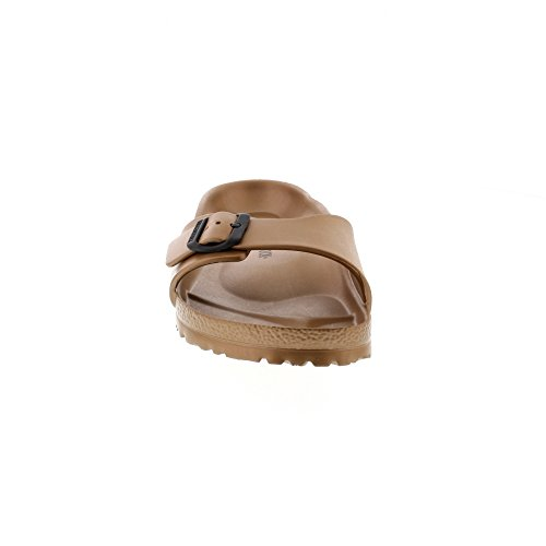 Birkenstock Sandale Madrid EVA normal Unisex metallic copper (1001503)