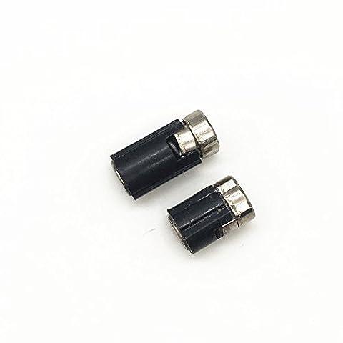 Meijunter Pièce de rechange de réparation de charnière gauche droite Left Right Hinge Repair Part pour Nintendo Dual Screen DS NDS Console
