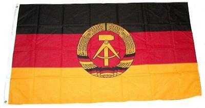 FahnenMax drapeau dDR, 150 x 250 cm