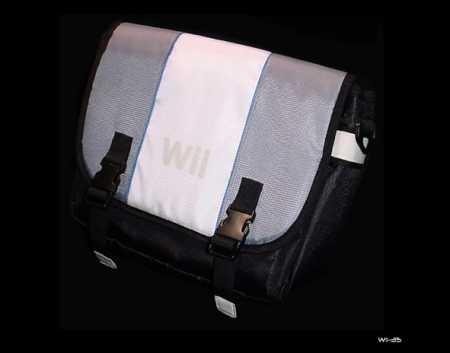 Nintendo Wii–Consola de Coche Bolsa de transporte