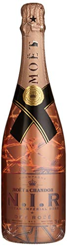 Moët & Chandon N.I.R. Nectar Impérial Dry Rosé Luminous Edition (1 x 0.75 l)