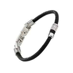 Bracelet Homme Zeades modèle MESA Noir - ZMB02047