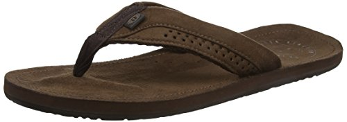 Animal Men's Hyde Flip Flops, Brown (Brown), 9 UK 43 EU