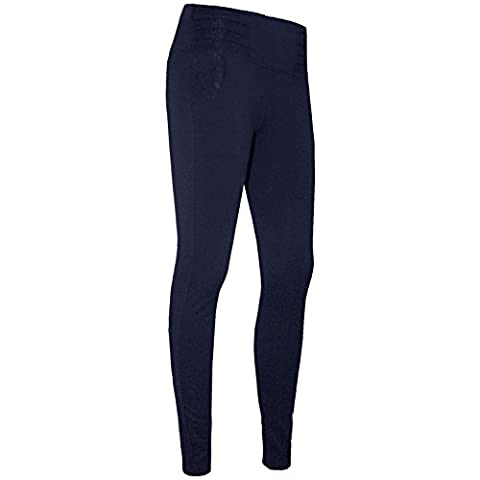 WOMEN'S LADIES SLIM FIT JEGGINGS STRETCHY WAIST SKINNY LEGGINGS PANTS MANY DESIGN & PATTERN AVAILABLE PLAIN LACE CHECK DETAILS IN EACH STYLE TROUSERS[Navy - RK-11,