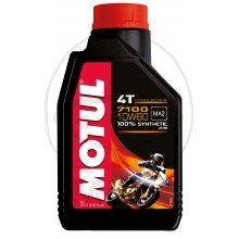 OEL MOTUL - 714.01.01 - 104100 - OEL MOT 10W60 4T 1L SYN 7100 - Literpreis 15,19€ ,