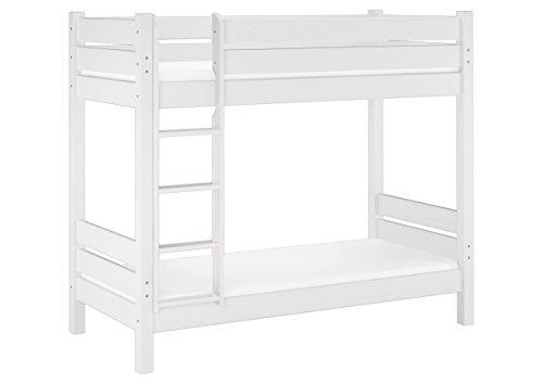 Etagenbett Für Erwachsene Weiß : Etagenbett erwachsene hochbett ikea