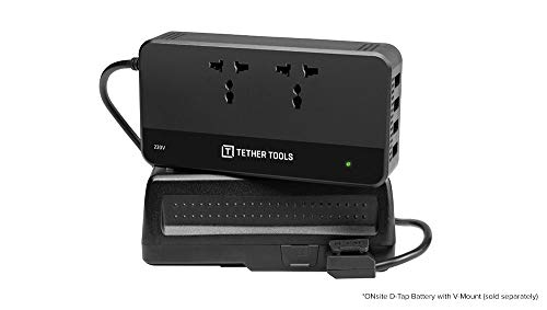 Tether Tools Netzteil ONsite D-Tap 220V (Elektronik-tether)