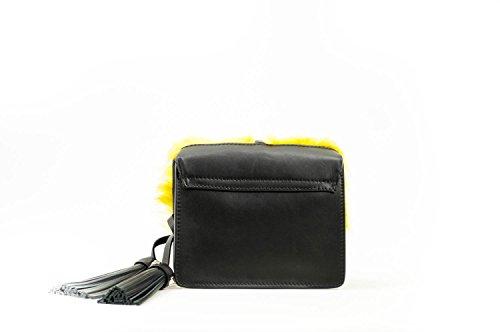 PATRIZIA PEPE BAG 2V6496A1RM Y294 Soft yellow