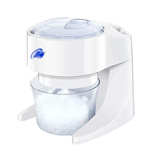 DZWSD Vollautomatische Scherbeneismaschine - Cocktail Ice Crusher von, Manueller Eiswürfelbrecher, Haushaltsgebrauch - Ideal für köstliches Scherbeneis (Schnee Kegel Maschinen Für Kinder)