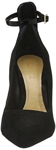 Schutz Lady, Chaussures À Talons Noirs Pour Femmes (noir)