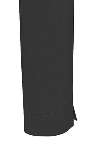 Uomo Loli stelo 782, Pantaloni Stretch Senza Bund, interno felpato Nero