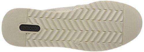 Remonte R7008, Scarpe da Ginnastica Basse Donna Oro (Nude/muschel)