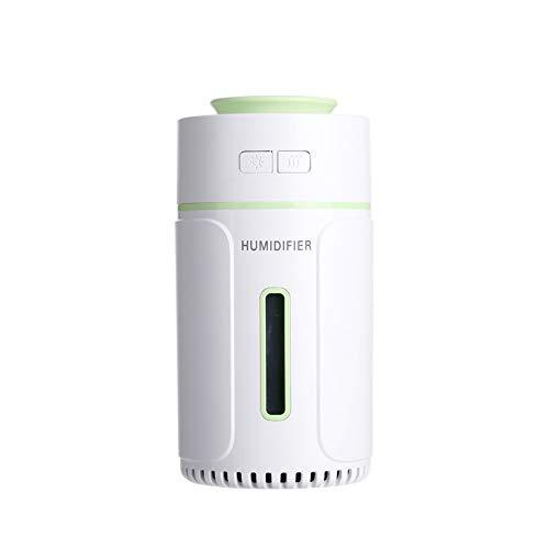 USB Humidificador Bebé Purificador De Aire, 300Ml Silencioso, Humidificador Humidificador De Coche...