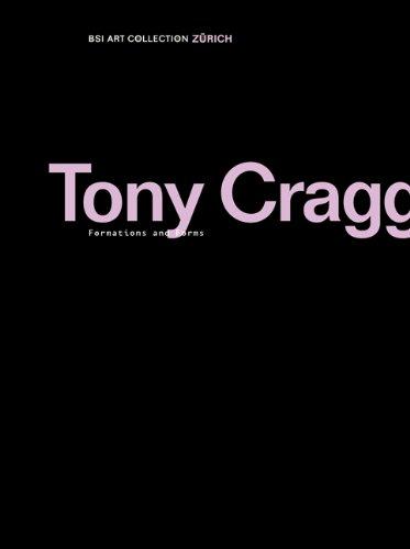 Tony Cragg: Formations and Forms por Saretto Cincinelli