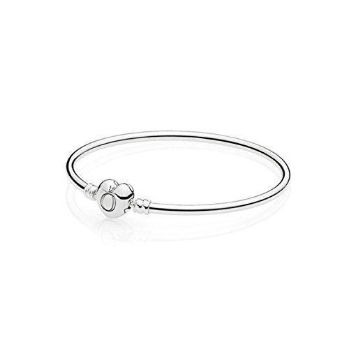 Pandora–Braccialetto da Donna con chiusura cuore 596268