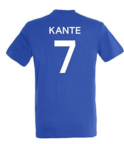 T-Shirt Chelsea - N'Golo KANTE - Collection Officielle Chelsea FC - Taille Enfant 12 Ans