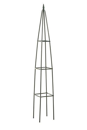 CLP Obelisco Tutor Pyramide De Jardín I Soporte Plantas