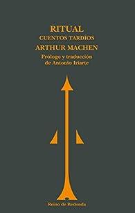 Ritual par Arthur Machen