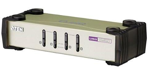 Aten Switch CS84U-AT Commutateur 1 x PS/2 / 2 x USB / 1 x VGA / 4 x SPHD ports