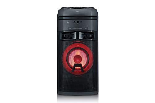 LG XBOOM OK55 - Altavoz Alta Potencia (500W, Bluetooth, USB, Funciones DJ,...
